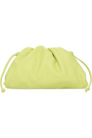 Bottega Veneta Women Clutches - The Mini Pouch Smooth Leather Clutch
