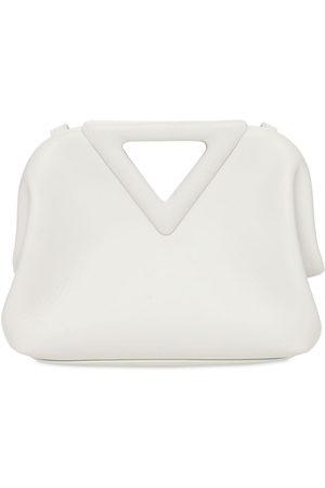 Bottega Veneta Women Bags - Leather Top Handle Bag