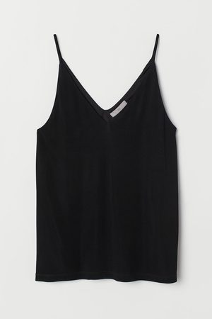 H&M Women Camisoles - V-neck Camisole Top