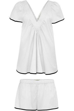 Campo Collection Women Pajamas - BIANCA PAJAMA SET