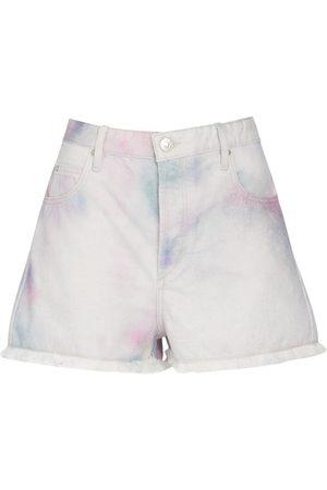 Isabel Marant Women Shorts - Lesiabb denim shorts