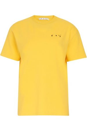 OFF-WHITE Women Short Sleeve - Flowers Arrows t-shirt