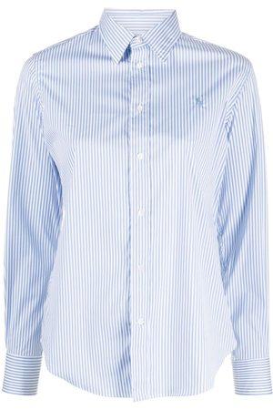 Polo Ralph Lauren Striped cotton-blend shirt