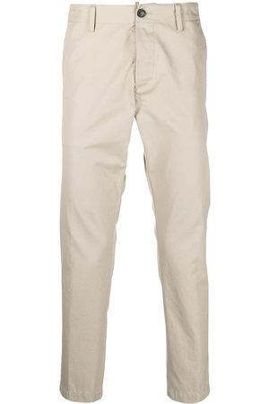 adidas Cropped chino trousers - Neutrals