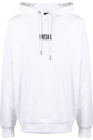 Diesel 3D logo hoodie