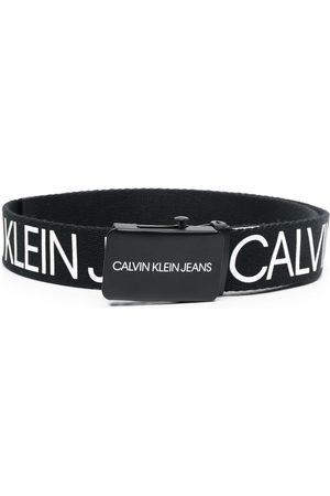 Calvin Klein Belts - Logo-print belt
