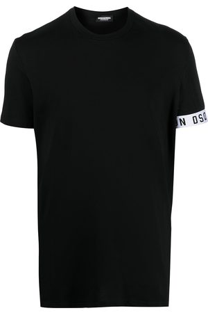 Dsquared2 Men T-shirts - Icon logo trim T-shirt