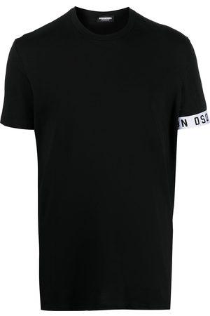 Dsquared2 Men T-shirts - Icon logo trim T-shirt