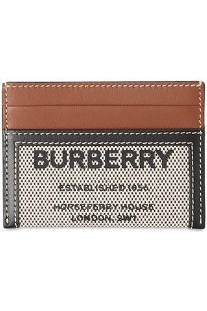 Burberry Horseferry print cardholder