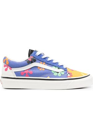 Vans Old Skool floral sneakers