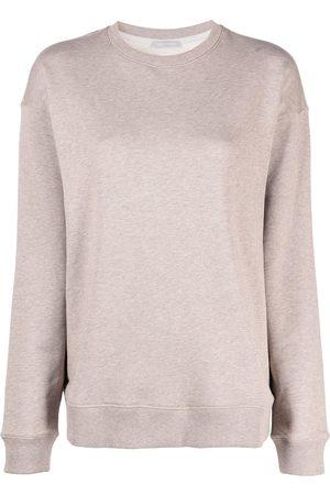 12 STOREEZ Round neck sweatshirt - Neutrals
