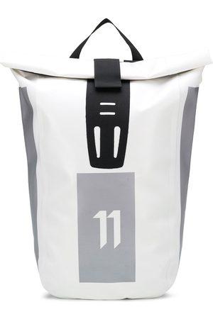 11 BY BORIS BIDJAN SABERI Roll top rucksack