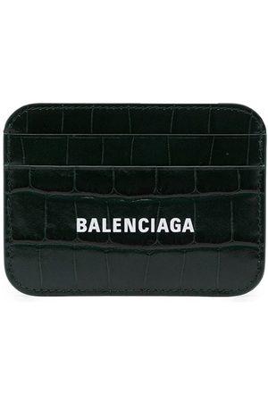 Balenciaga Women Purses - Logo-print cardholder