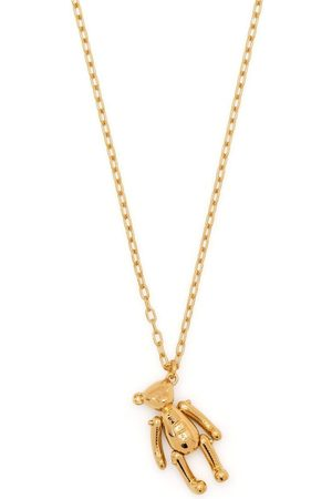 AMBUSH Teddy Bear charm pendant necklace