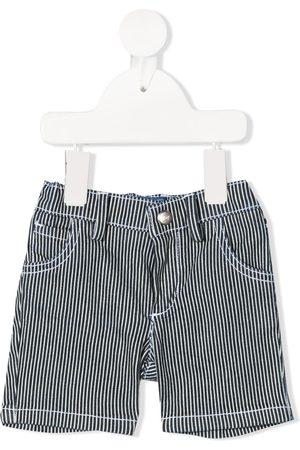 FAY KIDS Shorts - Stripe print shorts