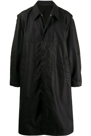 SONGZIO Coats - Angel Wing single-breasted coat