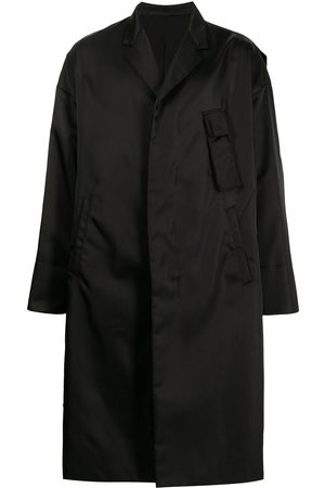 SONGZIO Coats - Single Fold belted coat