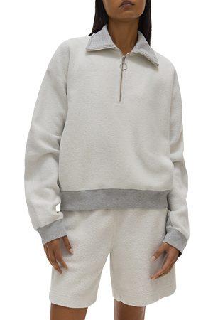 Helmut Lang Women Sweatshirts - Collared Sweatshirt