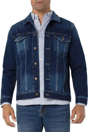 Liverpool Los Angeles French Terry Denim Jacket