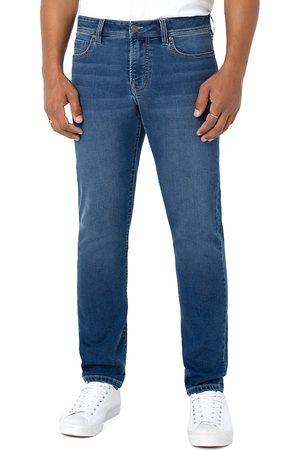 Liverpool Los Angeles Men Slim - Kingston Slim Straight French Terry Jeans