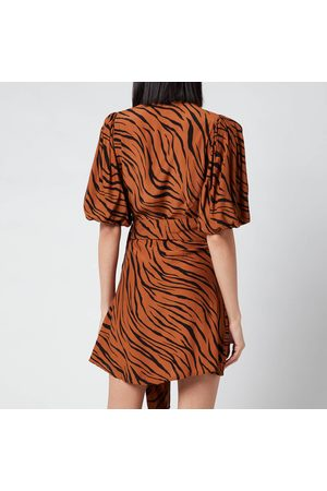 FAITHFULL THE BRAND Women Midi Dresses - Faithful The Brand Women's Marissa Wrap Dress