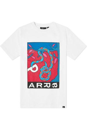 By Parra Men T-shirts - Eves Garden Tee