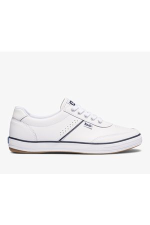 Keds Women Sneakers - Courty Ii Leather , Size 6.5m Women's Shoes
