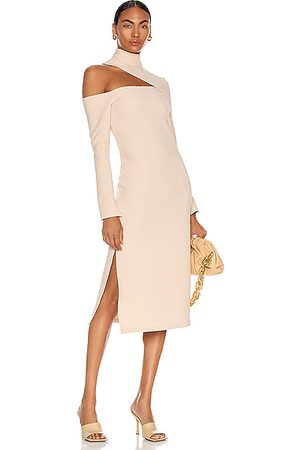 Nicholas Eleni Dress in Blush