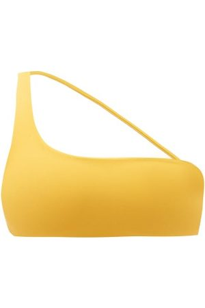 Jade Swim Women Bikinis - Apex One-shoulder Bikini Top - Womens