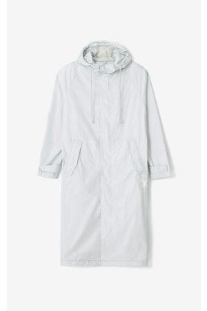 Kenzo Sport long raincoat