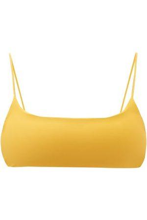 Jade Swim Muse Scoop-neck Bikini Top - Womens