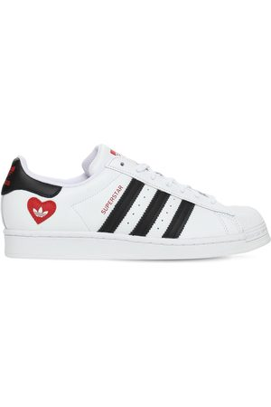 adidas Men Sneakers - Valentines Day Superstar Sneakers