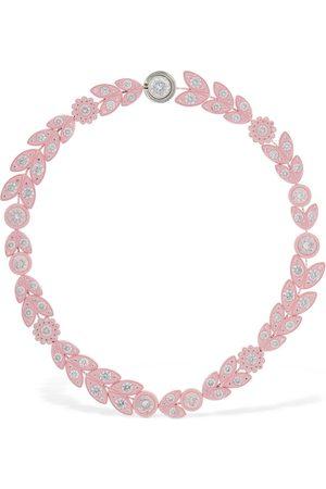 Bottega Veneta Women Necklaces - Flower Chain Short Necklace