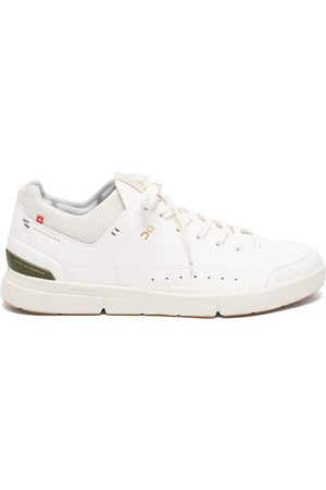 ON Men Sneakers - The Roger Centre Court Faux-leather Trainers - Mens