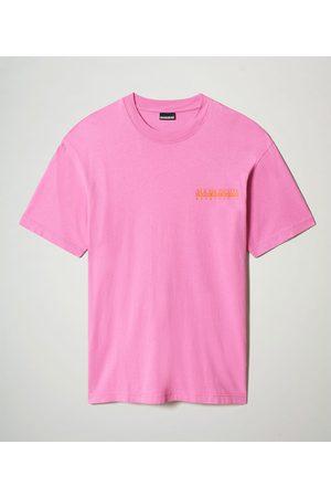 Napapijri S-haena L Pink Super