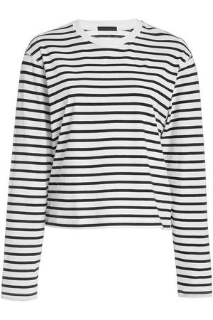 ATM Anthony Thomas Melillo Classic Striped Cotton-Jersey T-Shirt