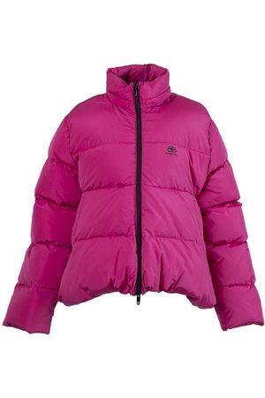 Balenciaga New Fuchsia Puffer Jacket