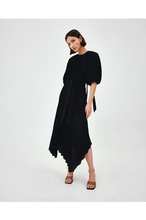 C/meo Collective Navy Construct Dress
