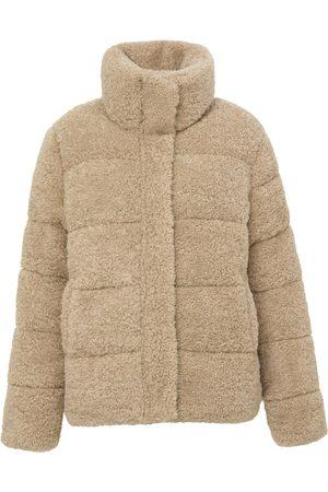 Unreal Fur Golden Years Puffer Jacket