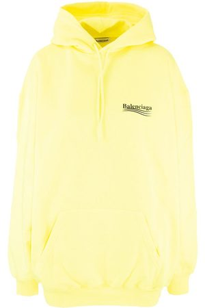 Balenciaga WOMEN'S 578135TJVD47110 OTHER MATERIALS SWEATSHIRT
