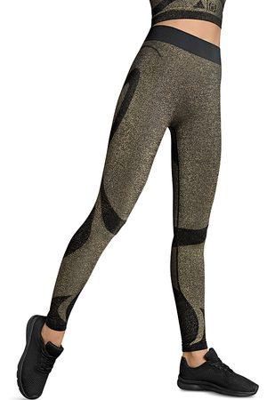 Wolford X adidas Studio Motion Metallic Leggings