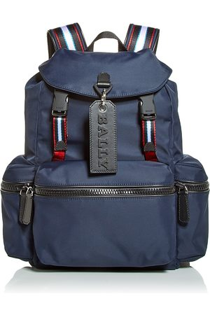 Bally Nylon Crew Backpack