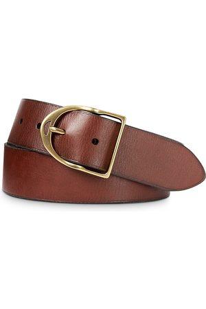 Polo Ralph Lauren Wilton Equestrian Leather Belt