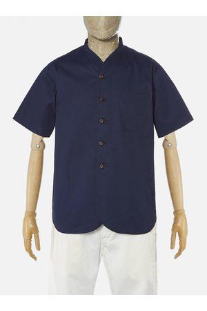 Universal Works Men Shirts - ML Shirt - Navy