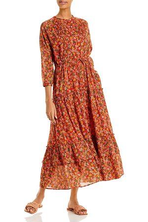 Banjanan Bazaar Floral Maxi Dress