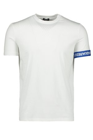 Dsquared2 Mens Loungewear Brothers T Shirt