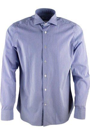 Borriello Napoli Men Shirts - MEN'S 14012727 COTTON SHIRT