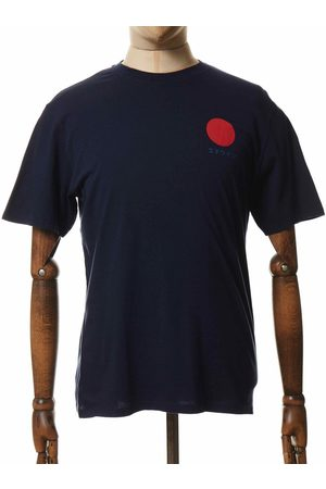 Edwin Jeans Japanese Sun Tee - Navy Blazer Colour: Navy Blazer