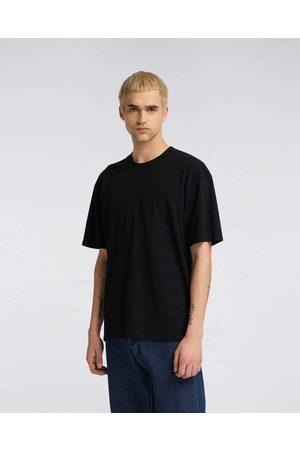 Edwin Katakana Embroidery T-Shirt - Black