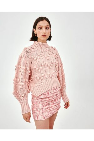 C/meo Collective Pink Musk Public Knit Jumper